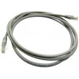 кабель (шнур) Aopen ANP511_5M (UTP, 5e), серый