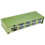 VGA-разветвитель VCom Vpro VDS8017 (на 8 мониторов)