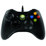 геймпад Microsoft Xbox 360 Controller for Windows Black