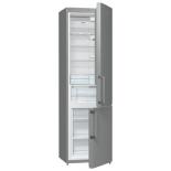холодильник Gorenje NRK6201GX серебристый