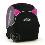 товар для детей Рюкзак-бустер Trunki BosstApak черно-розовый