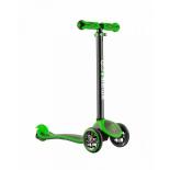 самокат для взрослых Y-Scoo RT Globber My free Titanium Neon Зеленый