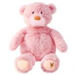 игрушка мягкая Summer Infant Музыкальный плюшевый медвежонок, розовый