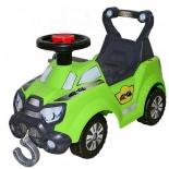 товар для детей 48325 MOLTO машинка-каталка Sokol зеленый