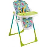 стульчик для кормления Happy Baby Goodie, аквамарин