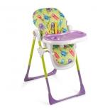 стульчик для кормления Happy Baby Goodie, зеленый