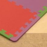 детский коврик Funkids Бордюр угловой для ковриков пазлов 12 (набор 4 штуки)