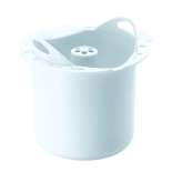 детское питание Контейнер для варки круп Beaba Rice cooker for Babycook DUO и Solo, белый