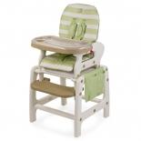 стульчик для кормления Happy Baby Oliver V2, зелёный