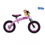 беговел Hobby-bike Original Alu NEW 2016, розовый