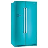 холодильник Gorenje NRS85728BL голубой