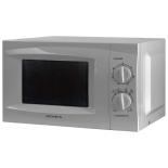 микроволновая печь Supra MWS 801MS, серебристая