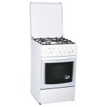плита Greta 1470-00 исп. 06 WH, белая