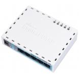 роутер WiFi MikroTik RB750UPr2 hEX PoE lite