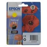 картридж Epson T1704 жёлтый