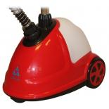 Пароочиститель-отпариватель 3A Super Jet SJ-100B, красный