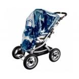 аксессуар к коляске Sunnybaby (дождевик для спортивной коляски), синий