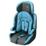 автокресло детское Liko Baby LB 515 C, голубое