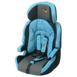 автокресло Liko Baby LB 515 C, голубое