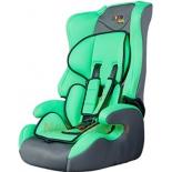автокресло Liko Baby LB 513 C зелено-серое
