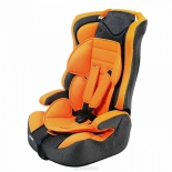 автокресло Liko Baby LB 513 C, оранжевое
