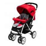 коляска Liko Baby AU-258, красная
