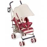 коляска Happy Baby Cindy, бордовая