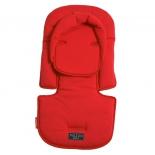 аксессуар к коляске ValcoBaby All Sorts Head Hugger & Seat Pad (вкладыш), вишня