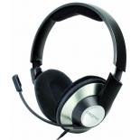 гарнитура для пк Creative ChatMax HS-620 черная/серебристая
