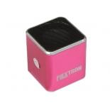 портативная акустика Flextron F-CPAS-320B1-PK, розовая