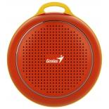 портативная акустика Genius SP-906BT, красная