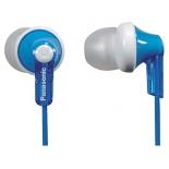 наушники Panasonic RP-HJE118, синие