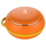 портативная акустика Genius SP-906BT, оранжевая