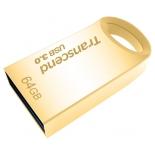 usb-флешка Transcend JetFlash 710G 64Gb, металл