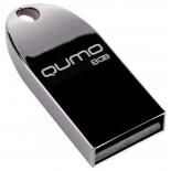 usb-флешка Qumo COSMOS 8Gb, темный металл