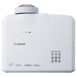 Мультимедиа-проектор Canon LV-X310ST, белый