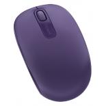 мышка Microsoft Wireless Mobile Mouse 1850 U7Z-00044, фиолетовая