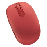 мышка Microsoft Wireless Mobile Mouse 1850 U7Z-00034, красная