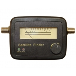 комплект спутникового телевидения устройство REXANT SAT Finder SF-20, для измерения уровня сигнала для спутникового TV