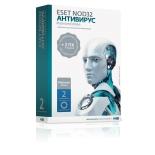 программа-антивирус ESET NOD32 Platinum edition - лицензия на 2 годa на 1ПК + бонус 2ПК