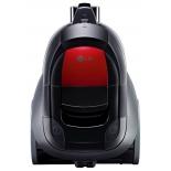 Пылесос LG VK69661N, черный/красный