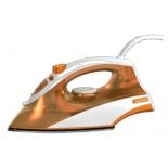 Утюг Ладомир-73, оранжевый