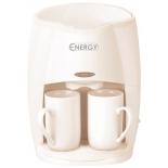 кофеварка Energy EN-601, кремовая