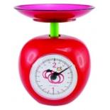 кухонные весы Irit 7132, красные