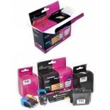 картридж BURSTEN Plug-n-Print к картриджам Canon PGI-425/PGI-520/PGI-5B Black (Pigment) на 3 заправки