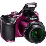 цифровой фотоаппарат Nikon Coolpix B500, фиолетовый