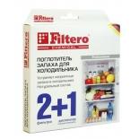 аксессуар к бытовой технике Filtero Поглотитель запаха Арт.504 для холодильника