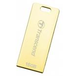 usb-флешка Transcend JetFlash T3G 16Gb, золотистая