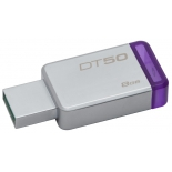 usb-флешка Kingston DataTraveler 50 USB3.1 8Gb (RTL)