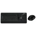 комплект Microsoft Wireless Desktop 3050, Черный